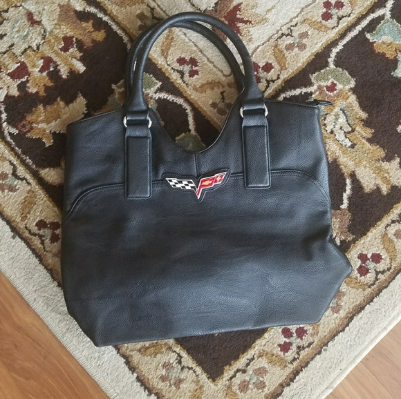 bc0fb924f4 Handbags - Corvette Purse
